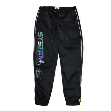 """SYSTEM""TRACK PANTS (HOLO)"