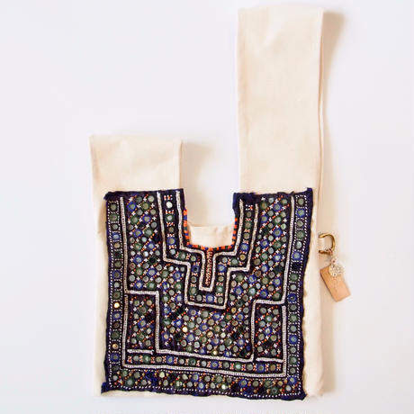 【DiDi by Lily】Katch tribe canvas knot bag (M)