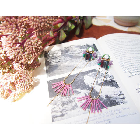 beads  fringe  pierce