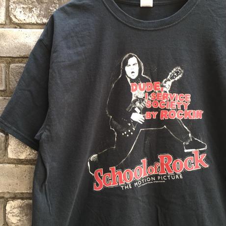【MOVIE TEE】School of Rock スクールオブロック