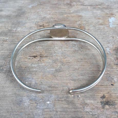 【GUSTAVO】 Flower Extrafine Bracelet Round