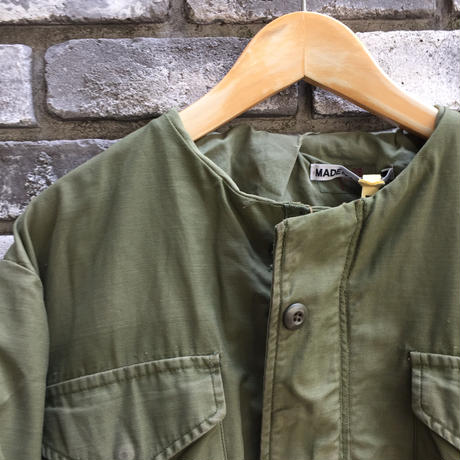 【sunny side up】 Remake M-65 Short Jacket size3 サニーサイドアップ リメイク ミリタリー