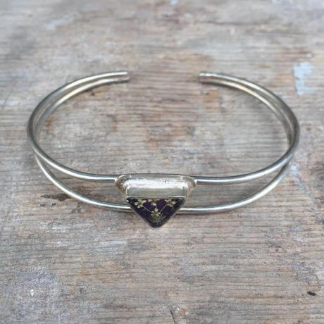【GUSTAVO】 Flower Extrafine Bracelet Triangle