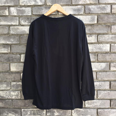 【Dead stock】 U.S.ARMY polyester Fitness LS Tee XLサイズ