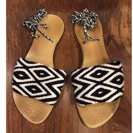 【Kabche】wayuu gradiator sandals