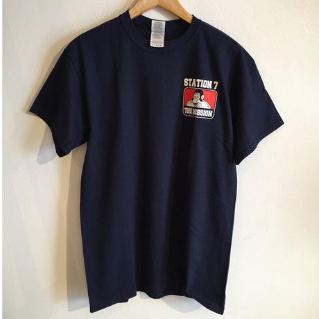 "【SFFD STATION 7】""TRUCK"" TEE"
