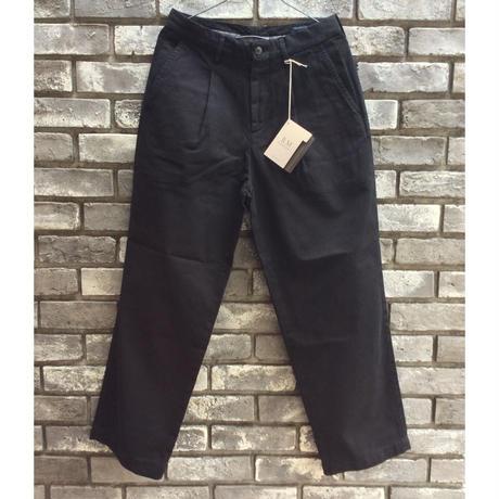 【RICCARDO METHA】One Tuck Wide Trousers  Twill Dragon リカルドメッサ ワンタック ワイドトラウザーズ ツイルドラゴン