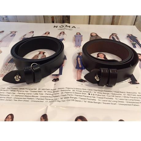 【NOMA t.d. 】 Twisted Belt