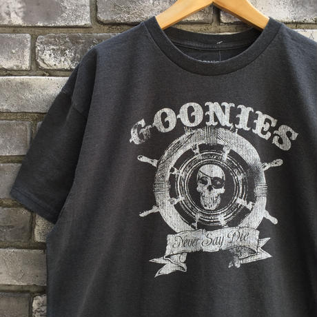 【MOVIE TEE】Goonies グーニーズ