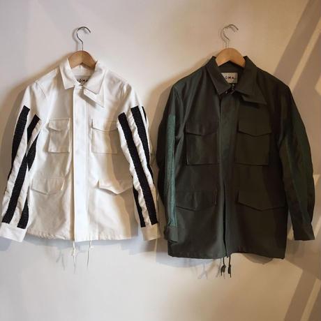 【NOMA t.d.】Field Jacket-Stripes