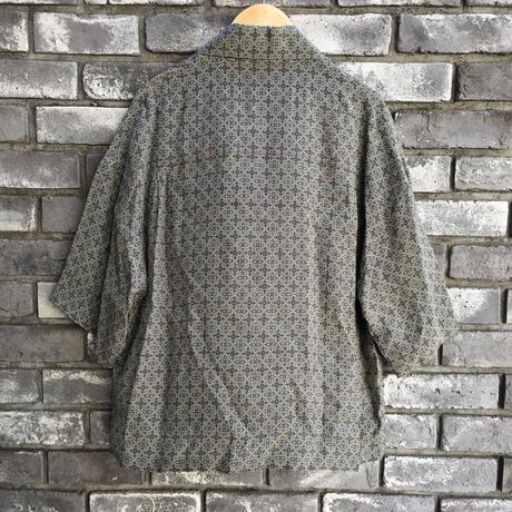 【dahl'ia】 Big Shirts Blouse Green ビッグシャツブラウス イペカ