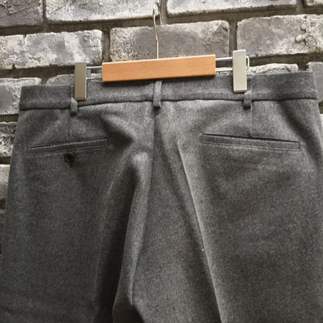 【CEASTERS】 Straght Trousers Grey ケステル ストレート トラウザーズ