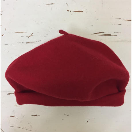 【Kapka】ロールアップ ベレー帽