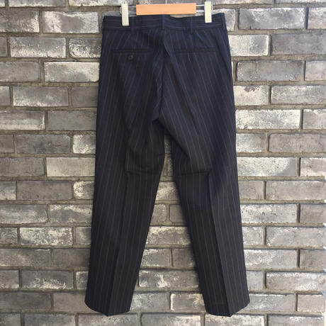 【CEASTERS】 Straght Trousers Stripe ケステル ストレート トラウザーズ