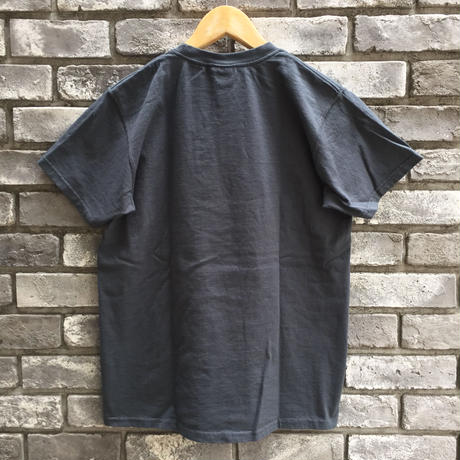 【Goodwear】 S/S Pocket Tee Charcoal グッドウエア