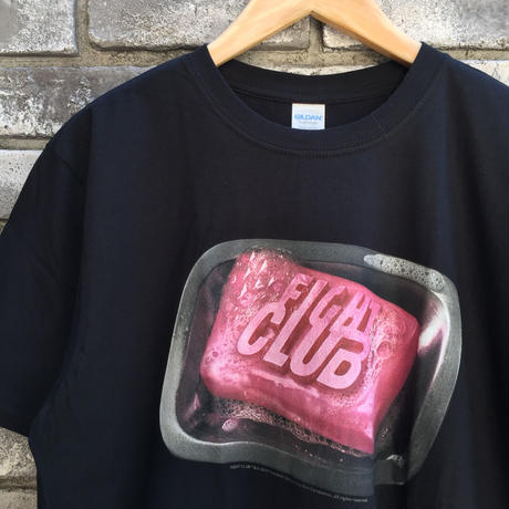 【FIGHT CLUB】 SOAP TEE ファイトクラブ