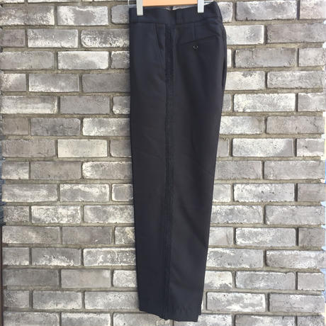 【LILY】 Line Trousers  Black