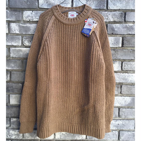 【TRADHOUND】Crew Neck Sweater