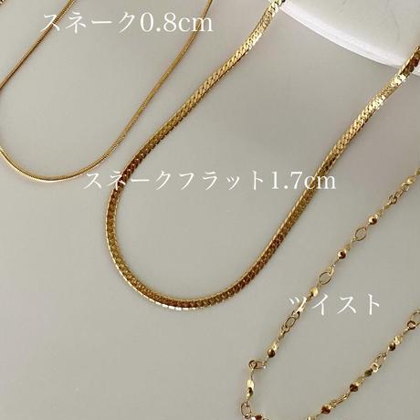 SUS316L chain necklace 40