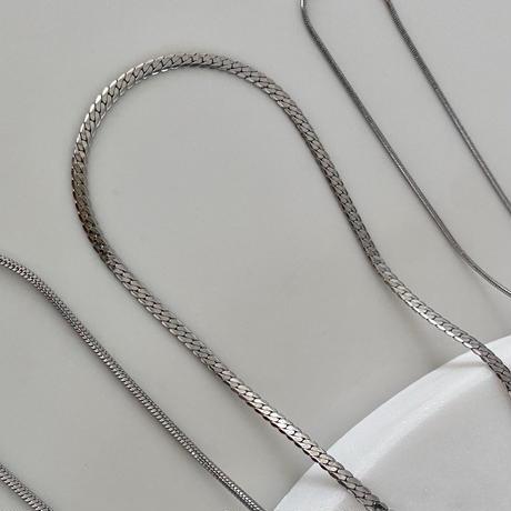 SUS316L chain necklace 60
