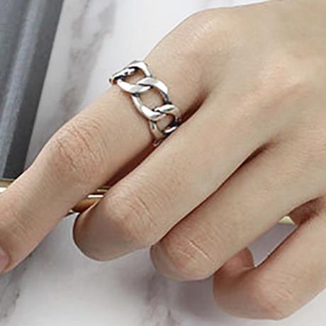 【silver925 】ring 129