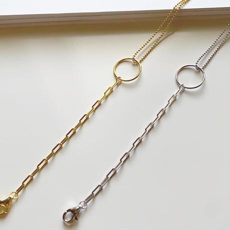 【silver925 】circle bracelet