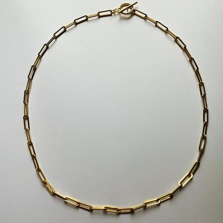 SUS316L mantel chain necklace 50