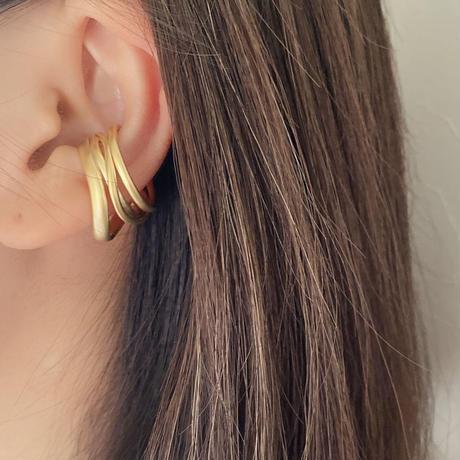 soft metal 2way ear cuff