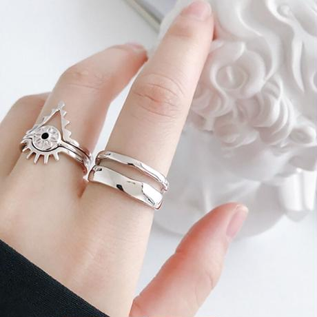【silver925 】ring 084