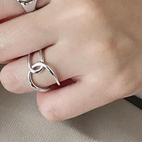 【silver925 】ring 096
