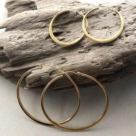 s.steel gold pierce