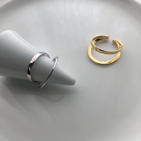 silver925 2way ring 02