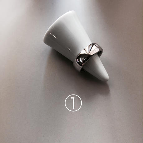 silver ring(silver925 plated) 04