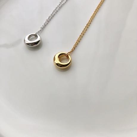silver925 プランプネックレス
