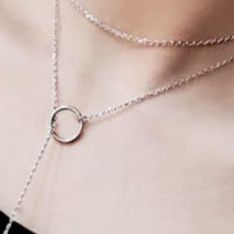 silver925 necklace