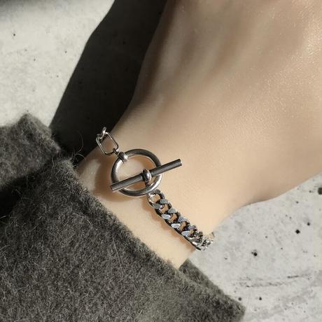 【silver925 】mantel chain bracelet