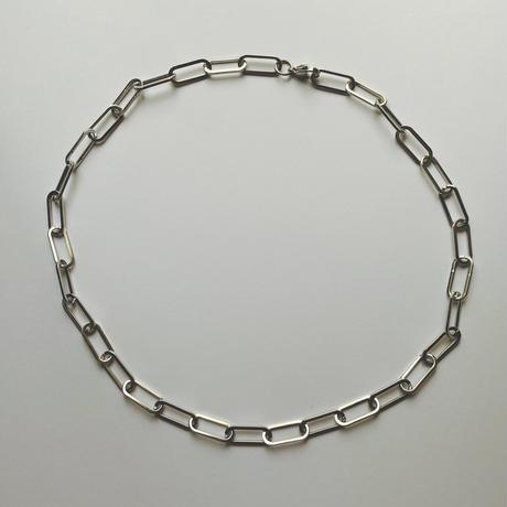 SUS316L thick chain necklace