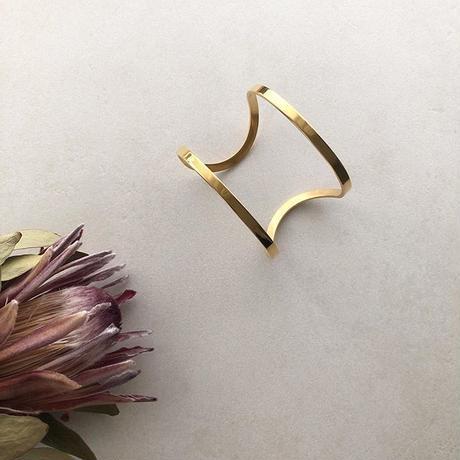 316l gold bangle