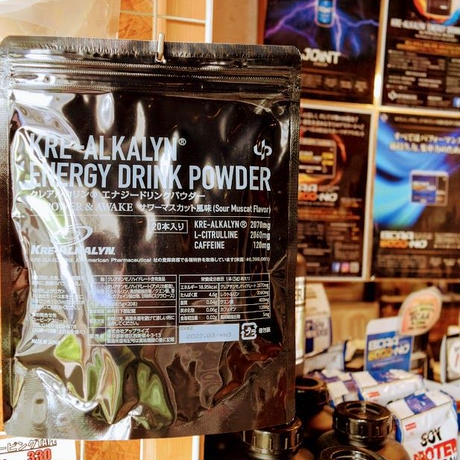 【Up Athlete】KRE-ALKALYN® ENERGY DRINK POWDER(20包入)