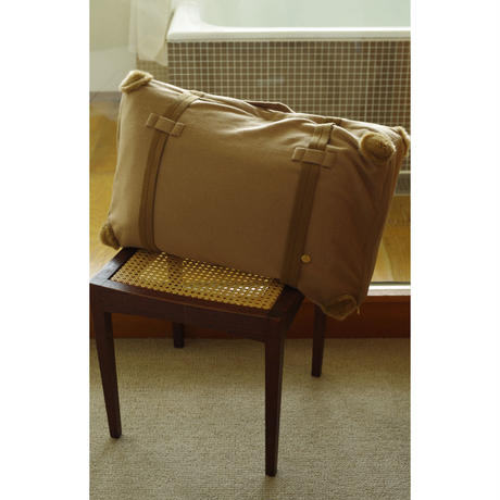 TRUNK FLOOR CUSHION-WOOL ANGORA