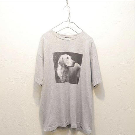 90s OLD GAP photo print t-shirt