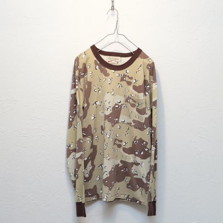 6C Desert camouflage long sleeve T-shirt