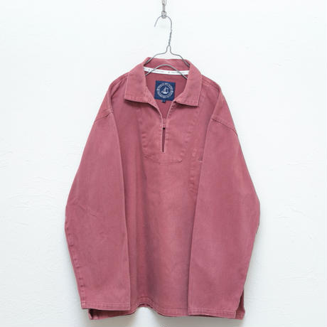 Cotton pullover shirt