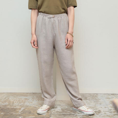 Rayon mix easy pants