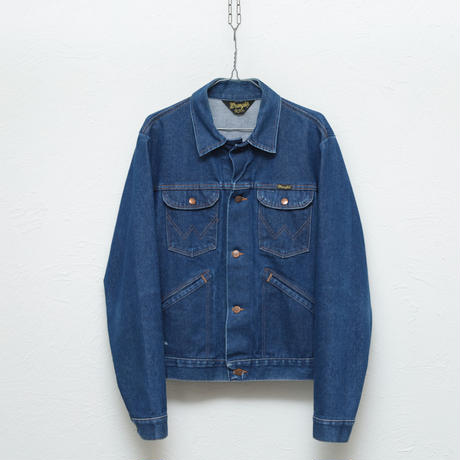 80s Wrangler denim jacket