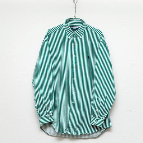 RalphLauren golf stripe BDshirt