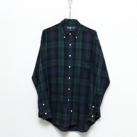 Ralph Lauren rayon BD shirt