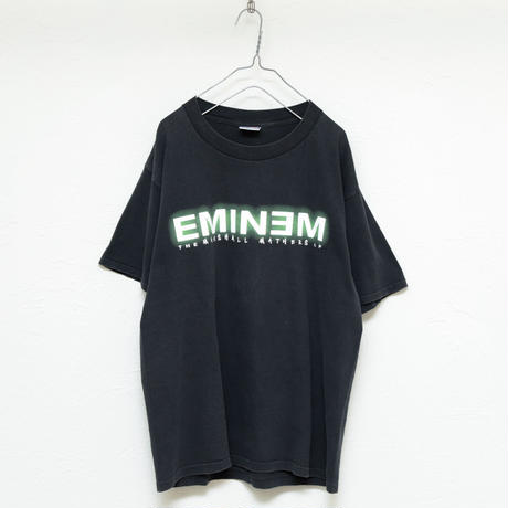 00s Eminem the marshall mathers T-shirt