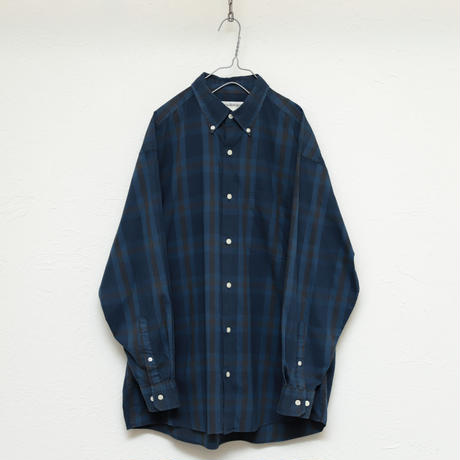 90s Bananarepublic Checked  shirt