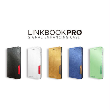 LINKBOOK PRO for iPhone 6s/6・4GLTE電波拡張iPhoneケース